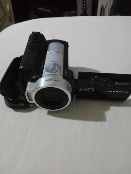 Câmera Sony Modelo Hdr Sr10e. Handycam. Leia Anúncio. Peças.