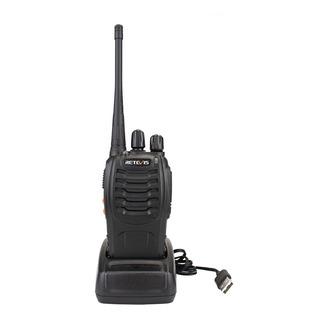 Radio Retevis H-777 16 Canales 5 Watts Uhf + Envio Gratis