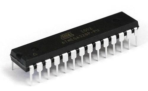 Microcontrolador Atmega328p-pu Con Bootloader Para Arduino