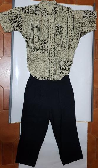 Conjunto Vestido Camisa Pantalón Axis Verano Mujer Hombre