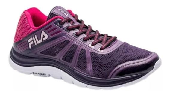 Zapatillas Fila Running Spirit 2.0 Mujer - Estacion Deportes Olivos