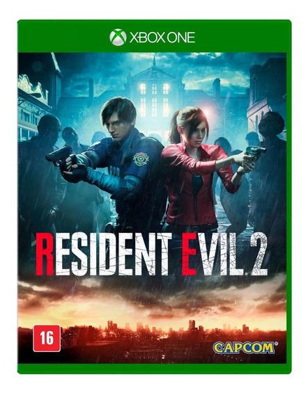 Jogo Xbox One - Resident Evil 2 - Capcom