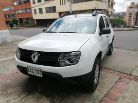 Renault Duster Expression Mt 1.600cc Servicio Público