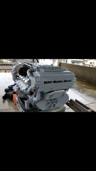 Motor Maritimo - 900 Hp