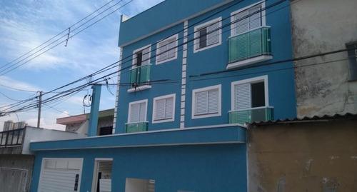 Apartamento Com 2 Dormitórios À Venda, 50 M² - Vila Marina - Santo André/sp - Ap65388