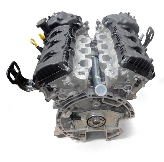 Motor Parcial Com Cabeçote Ford Edge 3.5 V6 2012