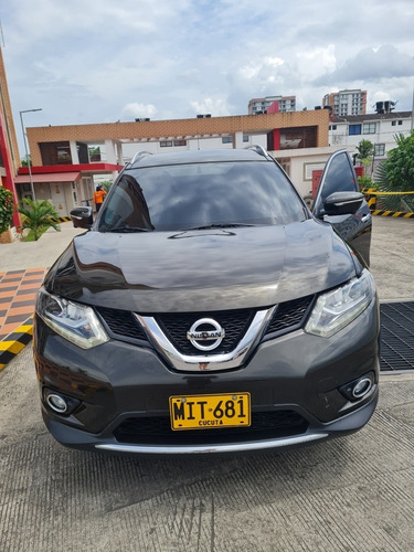 Nissan X-trail 2015 2.5 Exclusive