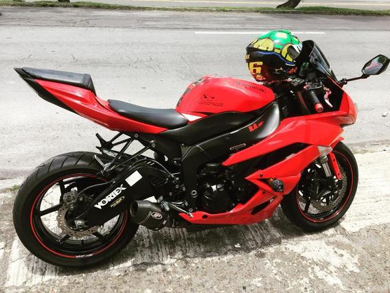 Kawasaki Zx6r 2010