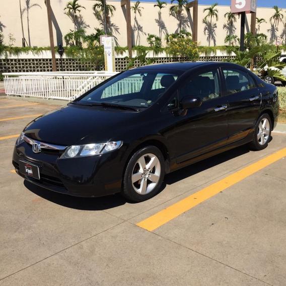 Honda Civic 1.8 Lxs Flex 4p