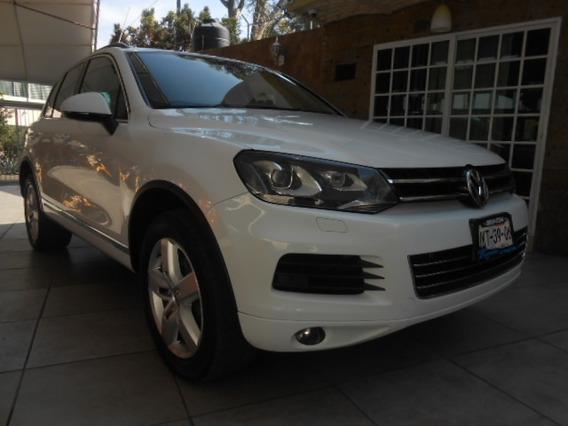 Volkswagen Toareg 2013