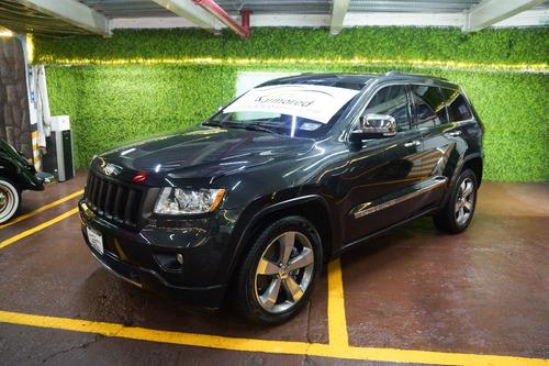 Imagen 1 de 13 de Jeep Grand Cherokee Limited Blindada 2011