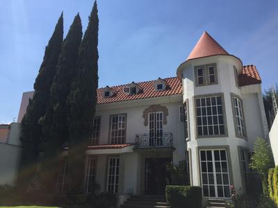 Esplendida Residencia En Fuentes Del Pedregal