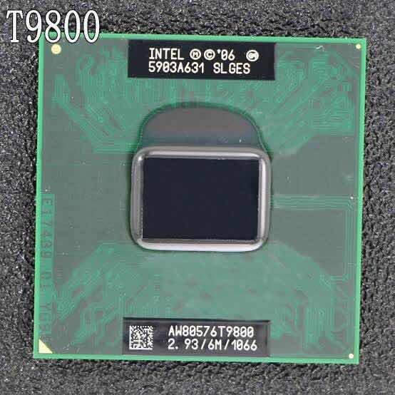 Processador Core 2 Duo T9800 2.93ghz