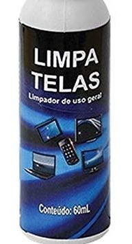 Limpa Telas De Pc, Notebook, Celular, Tablet Ou Televisão