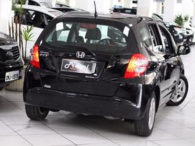 Honda Fit Lx 1.4 16v Flex Automático 2012