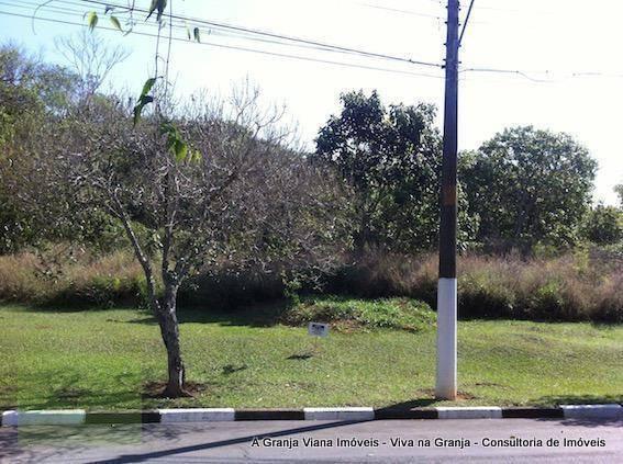 Terreno Residencial À Venda, Granja Viana, Cotia - Te0062. - Te0062