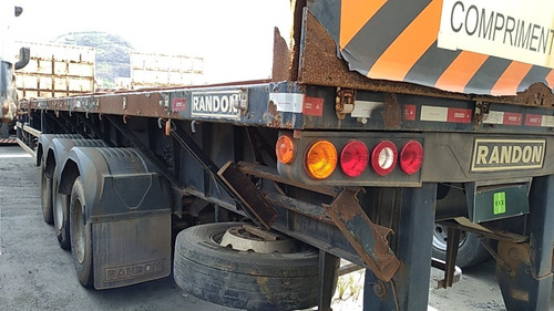 Randon Porta Container Carga Seca - 5898