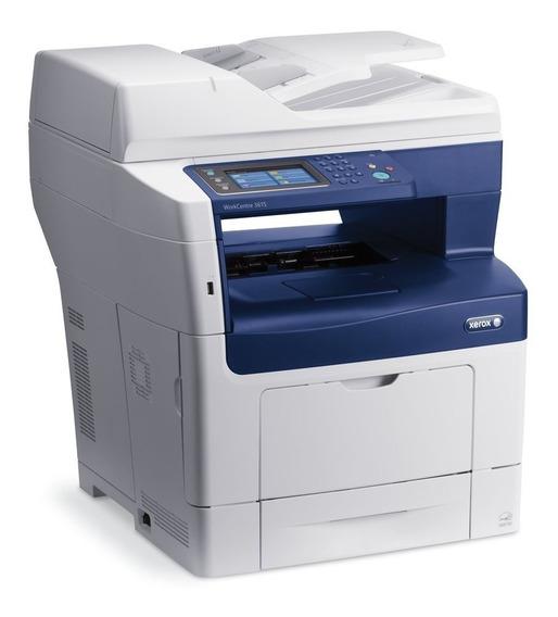Fotocopiadora Impresora Multifuncional Xerox Workcentre 3615