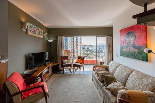Apartamento  Com 3 Dormitório(s) Localizado(a) No Bairro Alto Da Lapa Em São Paulo / São Paulo  - 18860:927738