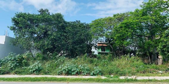 Terreno En Venta Uso Habitacional Cerca Al Hospital General En Playa Del Carmen