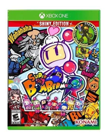 Game Microsoft Xbox One - Super Bomberman R Fisica Lacrado