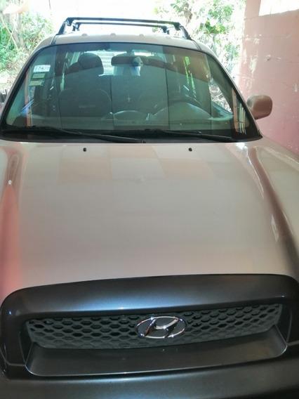 Hyundai Santa Fe Automovil