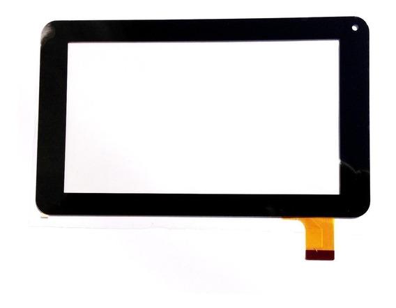 Tela Touch Vidro Tablet Dl Tp104 7 Polegadas P/ Todas Cores
