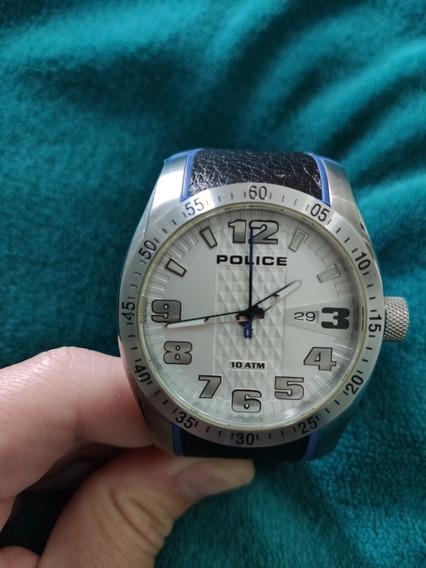 Relógio Police Topgear X Watch 12557j