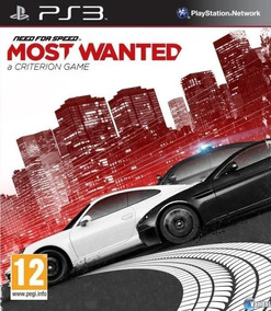 Ps3 Need For Speed Most Wanted Mídia Digital Psn
