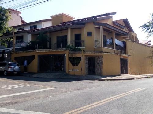 Sobrado Com 4 Dormitórios À Venda, 320 M² Por R$ 850.000 - Jardim Pagliato - Sorocaba/sp. - So0104 - 67640106