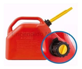 Bidon Nafta Combustible Con Pico Vertedor 20 Litros