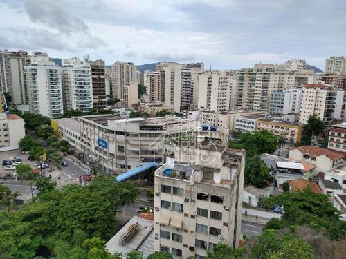 Apartamento Com 2 Dormitórios À Venda, 60 M² Por R$ 430.000,00 - Icaraí - Niterói/rj - Ap4087