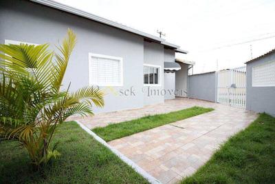 Casa Nova, Lado Praia Com 3 Dorms, Cibratel I I-cod: 39 - V39
