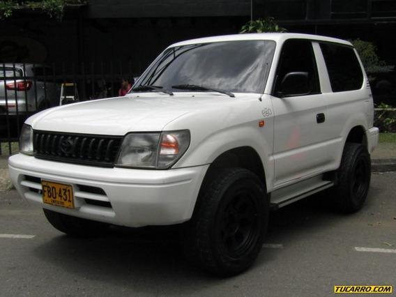 Toyota Prado Gx Ego 2700 Cc