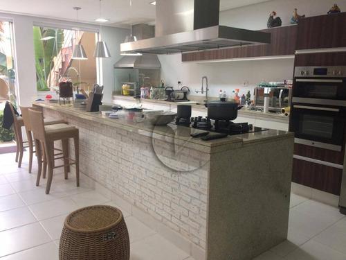 Sobrado Com 3 Dormitórios À Venda, 330 M² Por R$ 1.850.000,00 - Jardim - Santo André/sp - So0904