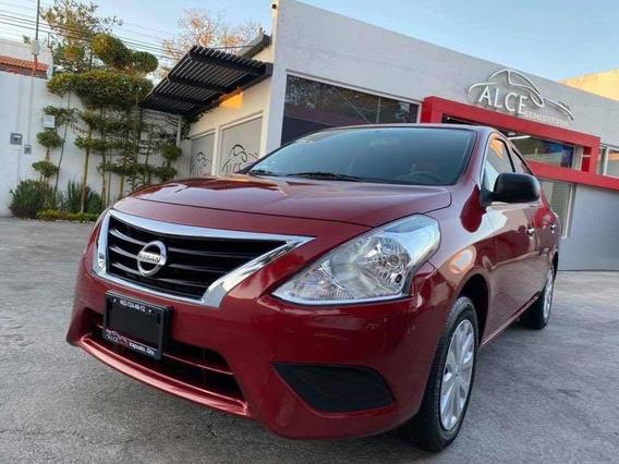 Nissan Versa 1.6 Drive Mt 2019