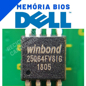 Bios Notebook Dell Inspirion I14-3442 Chip Gravado Original