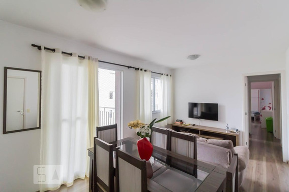 Apartamento Para Aluguel - Vila Augusta, 3 Quartos, 68 - 893016858
