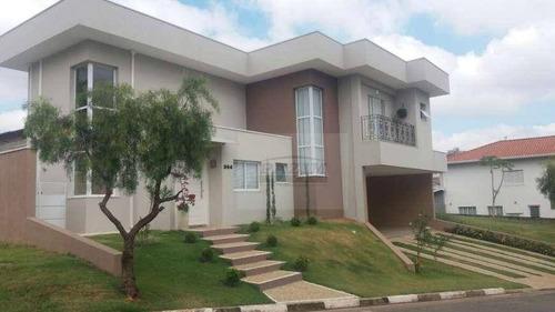 Casa Com 3 Dormitórios À Venda, 272 M² - Condomínio Recanto Dos Paturis - Vinhedo/sp - Ca3100