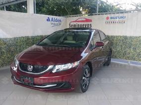 Honda Civic 1.8 Ex At 2015