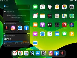 iPad Air 2 - 64 Gb - Wifi - Lector De Huellas - Excelente