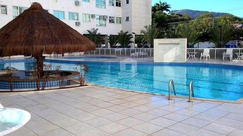 Cobertura Com 2 Dormitórios À Venda, 95 M² Por R$ 620.000,00 - Badu - Niterói/rj - Co0072