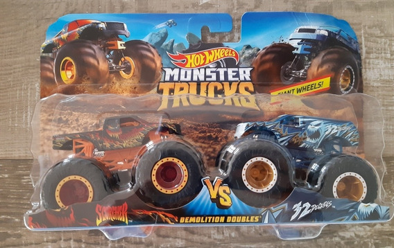Hot Wheels Monster Trucks Originales