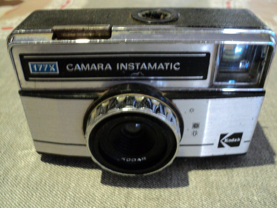 Camera Antiga 177x Instamatic Kodak