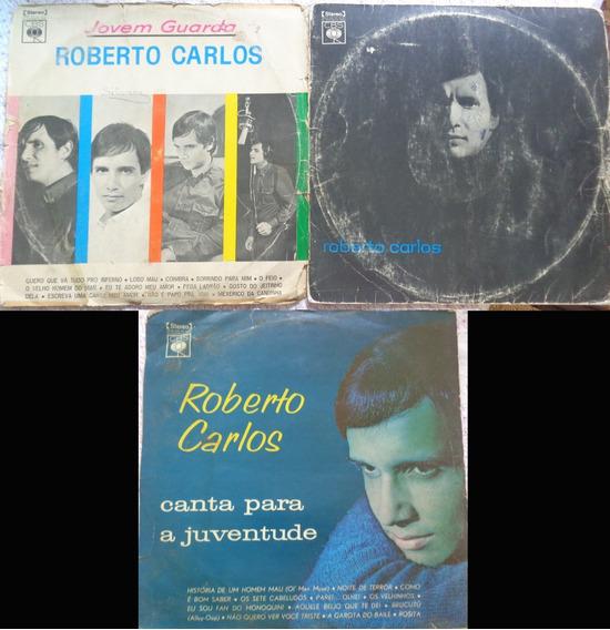 3 Lps Roberto Carlos
