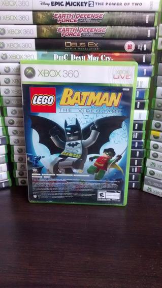 Lego Batman + Pure Completo 2 Em 1 Xbox 360 Frete R$ 12