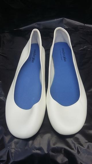 Zapatos Blancos, Comfort Plus 29mx, 12us