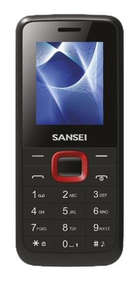 Celular Liberado Sansei S191 2g 1.8p D Sim Negro