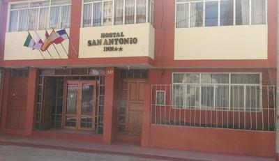Vendo Hostal En El Centro De La Ciudad De Puno