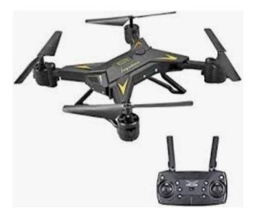 Drone Xin Kai YangQuadcopterKy6015